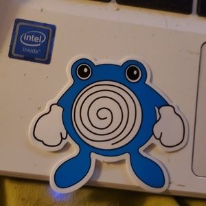Poliwhirl sticker